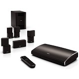 BOSE Home Theater [Lifestyle 525 S-II] - Black - Home Theater System